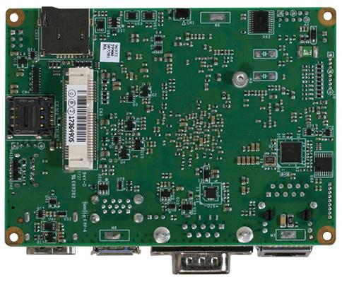 Pico-ITX SBC extends hexa-core Rockchip RK3399