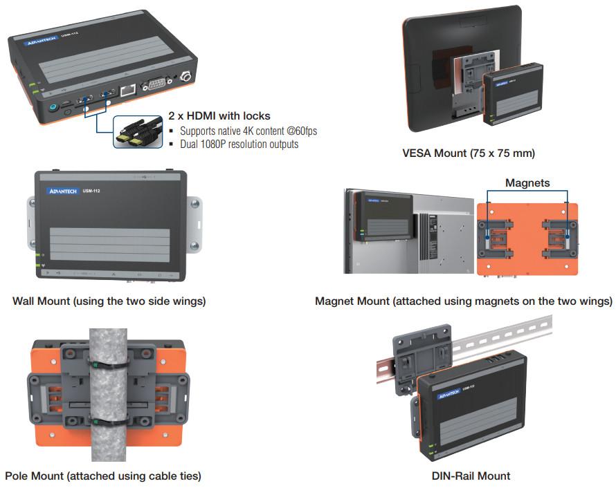 Tiny, 4K Signage Player Runs on Cortex-A17 SoC | Circuit Cellar