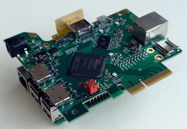 FPGA-driven Raspberry Pi add-on enables overlays on encrypted video