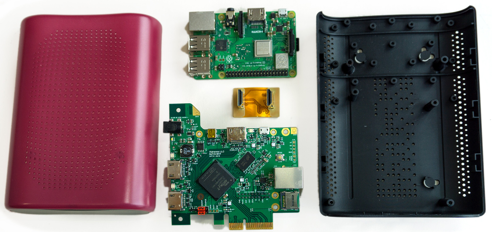 FPGA-driven Raspberry Pi add-on enables overlays on