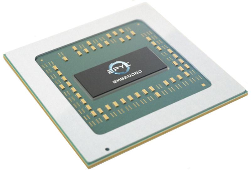 AMD unveils 14nm Ryzen Embedded V1000, boasting twice the