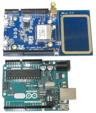 Realtek spins wireless oriented Arduino compatible SBC