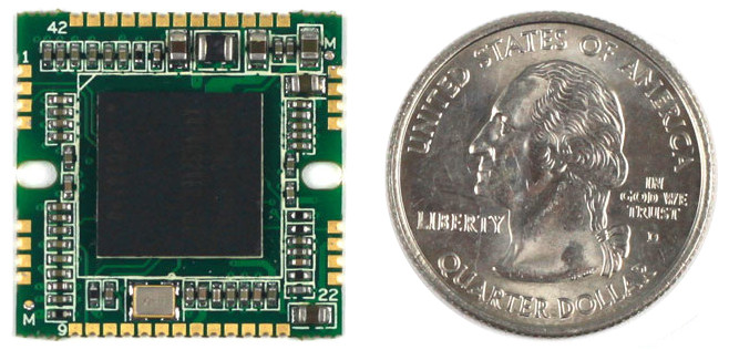 Coin-sized COM could be world's smallest Raspberry Pi clone
