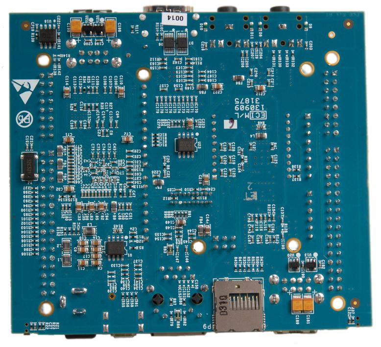 Arduino TRE SBC runs Linux on TI Sitara AM335x