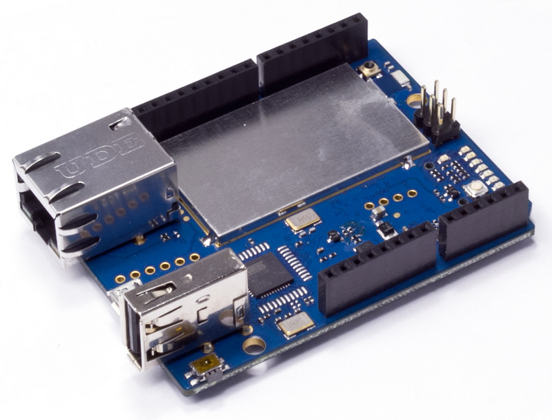 Arduino yun sbc adds wifi and linux to leonardo features
