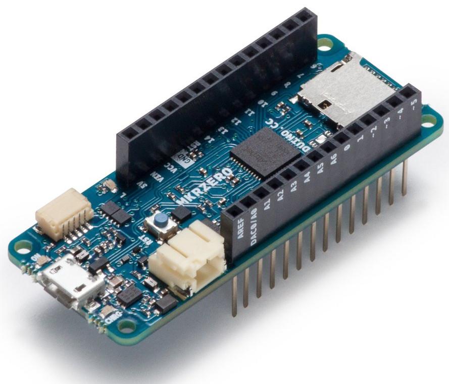 Arduino mkrzero shrinks zero to mkr dimensions