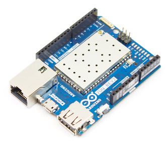 Arduino Yun bounces back to life with a Rev 2