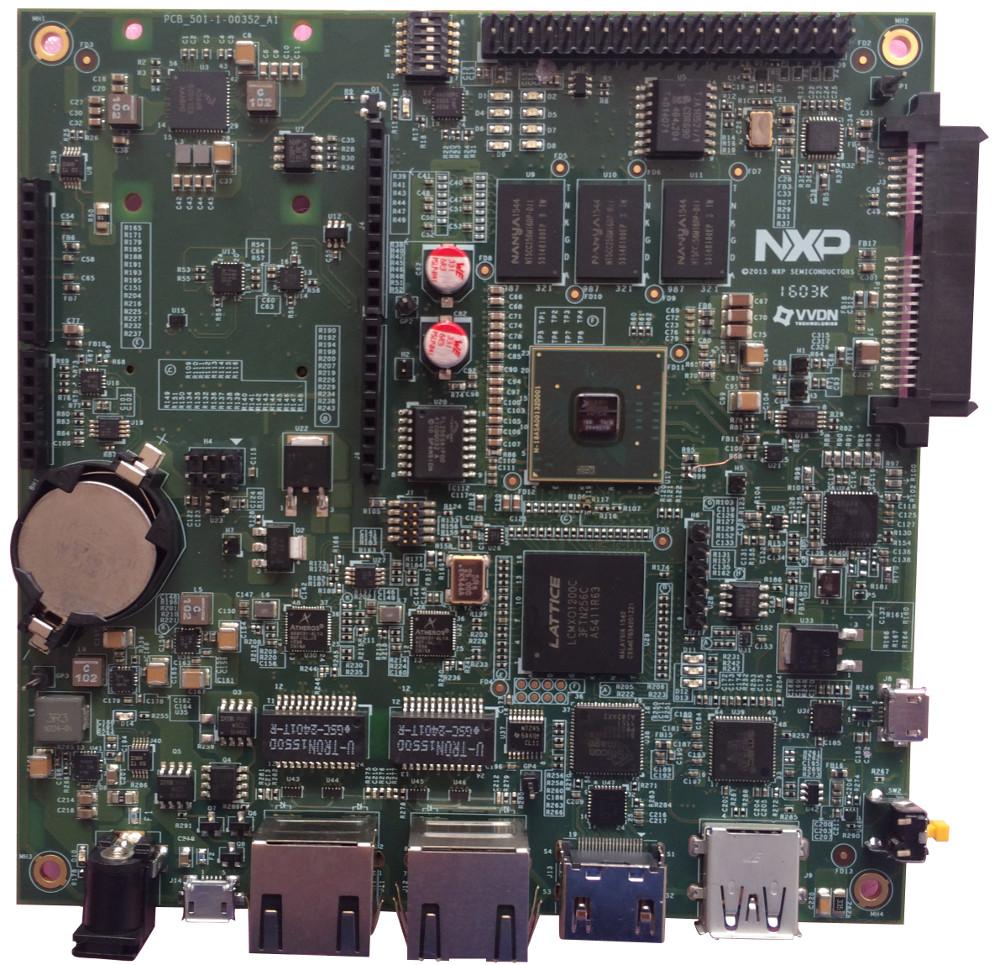 Open IoT gateway SBCs run Linux on NXP QorIQ and i mX6 SoCs