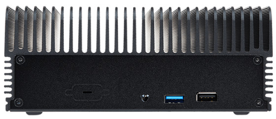 Whiskey Lake shows up on a Linux-friendly industrial mini-PC
