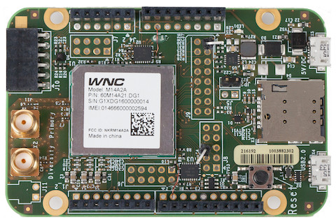 LTE IoT kits include Raspberry Pi and AWS friendly models