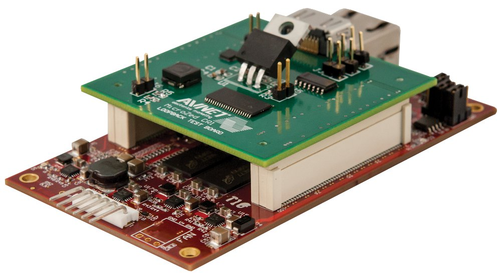 ARM/FPGA board family adds COMs and an SBC