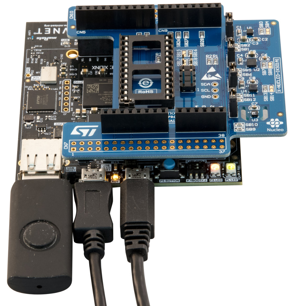 Linux-driven Zynq SBC launches at $89 with WiFi, BT, and Arduino