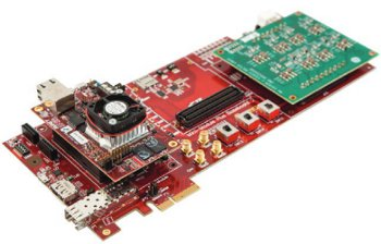 ARM/FPGA COM runs Linux on Zynq-7000 SoC