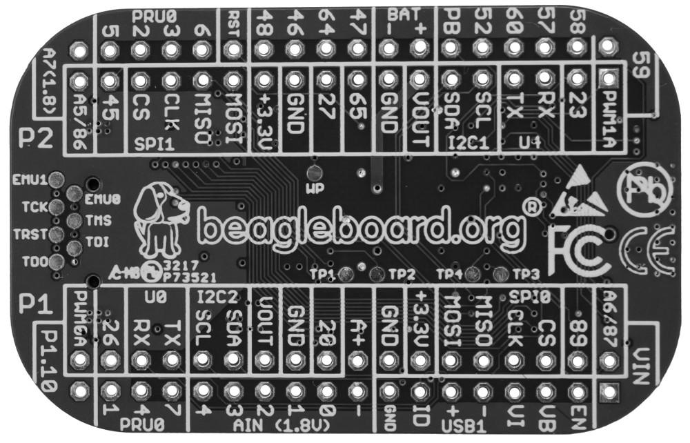 Tiny PocketBeagle is the RPi Zero of the BeagleBone world