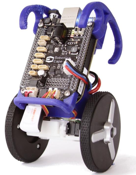 BeagleBone SBC morphs into robotics and industrial models