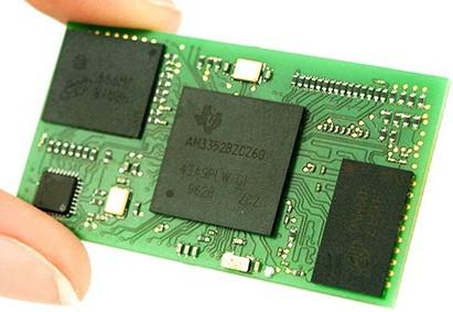 Open source COM version of BeagleBone Black hits Kickstarter