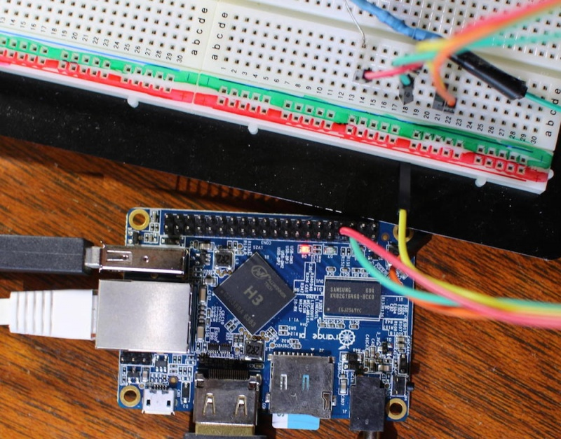 Hands-on with the Orange Pi One quad-core Linux SBC