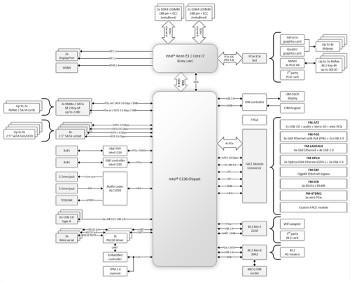 Fanless, Linux-friendly Kaby Lake mini-tower drives seven 4K