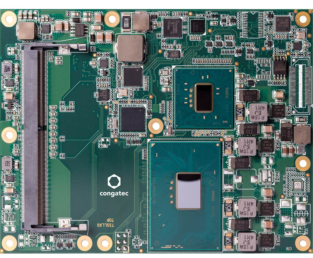 COM runs Linux on Kaby Lake, supports Intel Optane