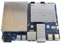 AI-targeted SBC combines Xeon-D with choice of three Nvidia
