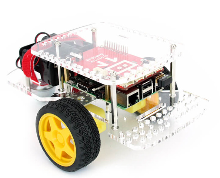 10 open source Linux robots, from car-bots to humanoids