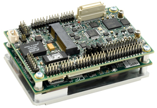 Compact COM Express based subsystem packs plenty of DAQs