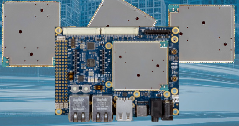 Toradex and Digi launch i MX8X-based Colibri and ConnectCore COMs