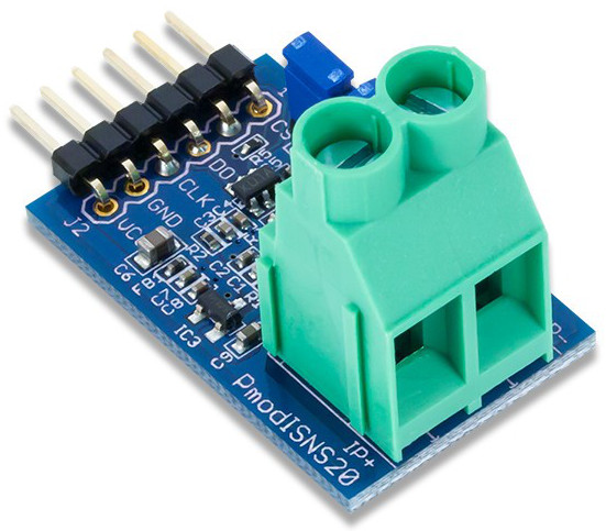 Raspberry Pi HAT connects up to three Pmod modules at once