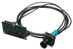 HD-resolution GMSL camera kit available in USB and Jetson TX2 models