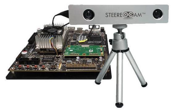 2MP, MIPI-CSI stereo cam runs Linux on Jetson