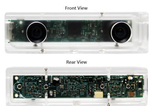 Stereo vision camera pumps up images with Jetson TX2