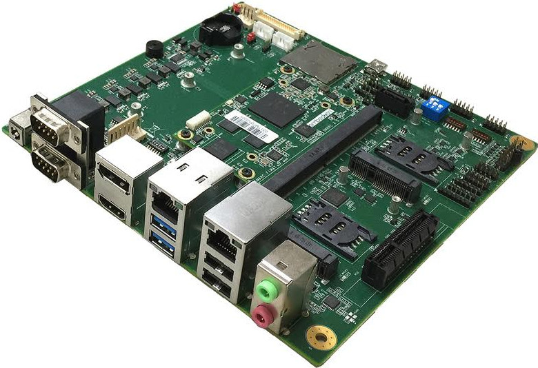 i MX8M based SMARC module available with new carrier board