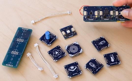 Official arduino iot dev kit has wifi hub and sensor