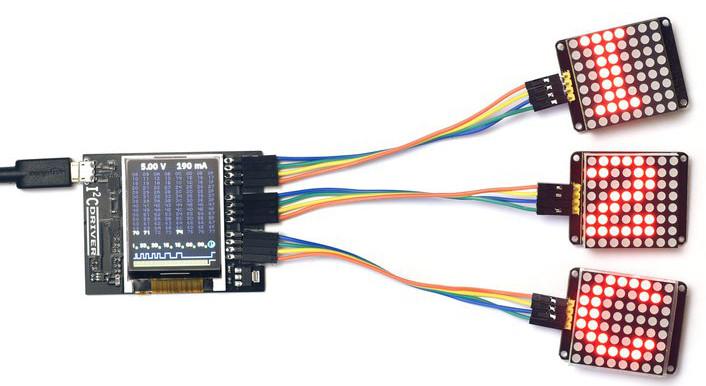 Open-spec board opens up I2C