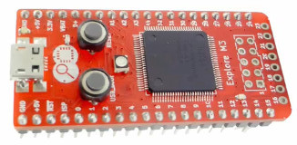 Open source Cortex-M3 board supports Arduino and FreeRTOS