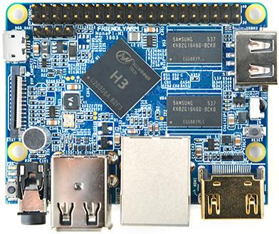 NanoPi M1 512MB
