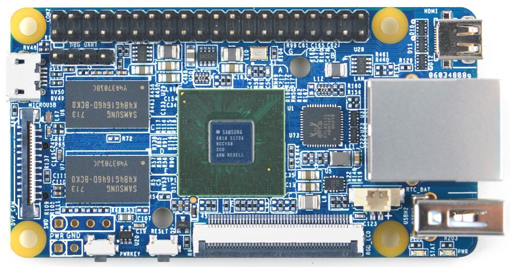 New, tiny NanoPi SBCs debut with new Ubuntu Core based