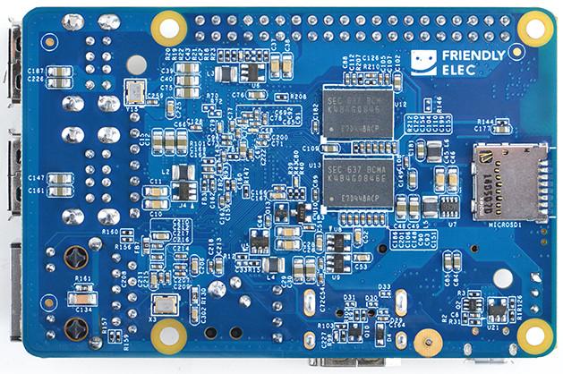 Video-focused hacker SBC mimics RPi 3 and Odroid-C2