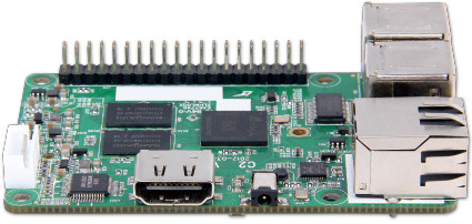 Raspberry Pi lookalike offers HDMI 2 0 and optional M 2