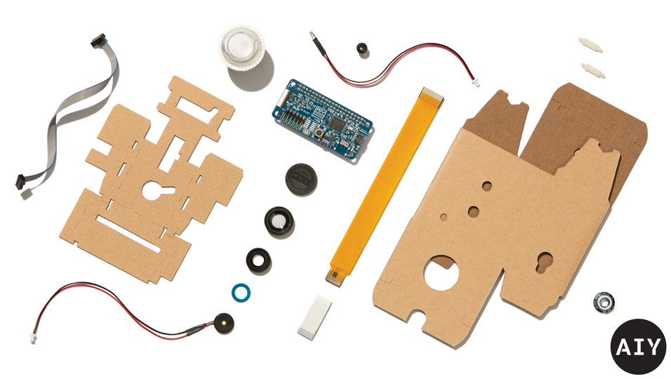 Google launches TensorFlow-based vision recognition kit for RPi Zero W