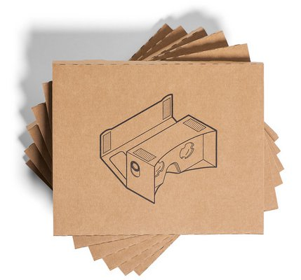 Google releases Cardboard VR viewer specs and SDKs