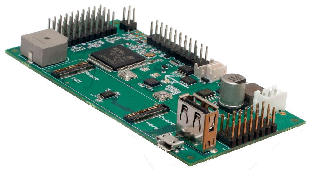 Gumstix releases new APM/PX4-based Linux autopilot board - DIY Drones