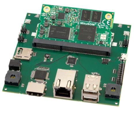 Online carrier board dev tool adds AM335x module support