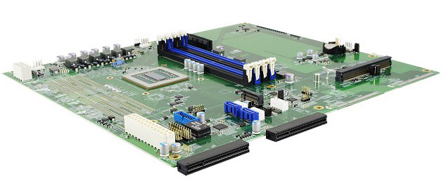 Network appliance and ATX board debut AMD's Epyc Embedded 3000
