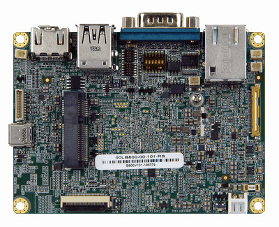 Pico-ITX board runs Linux or Android on RK3399