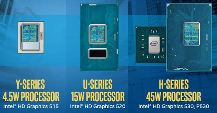 Intel unveils its 6th Gen Core
