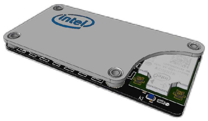 96Boards SBCs host Intel Joule and Curie IoT modules