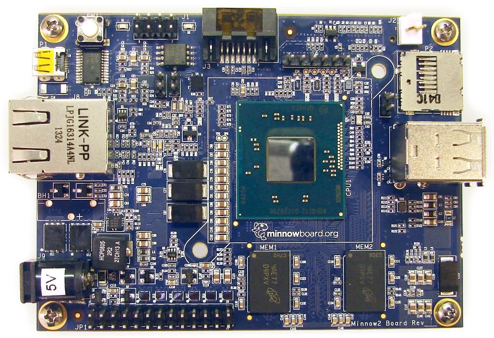 MinnowBoard Max E3800 99 - dp - dp: 生活的脚步,进步的点滴...