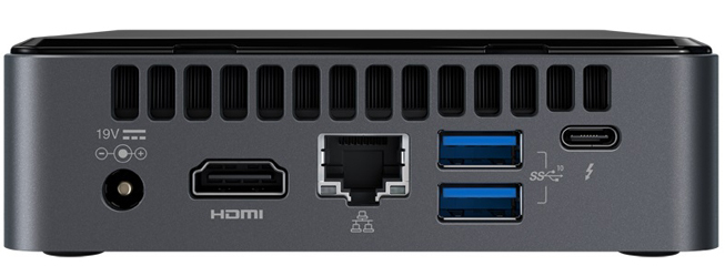 Intel launches seven NUCs with Coffee Lake and 10nm Cannon Lake CPUs