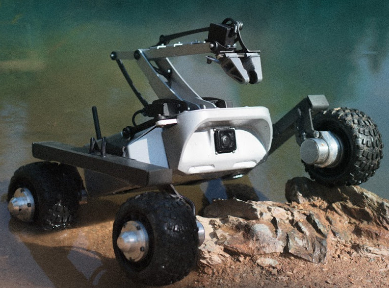 mars rover robot kit - photo #5